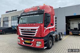 standaard trekker Iveco Stralis 440 AS440S45 Active Space, Euro 5, // Steel - Air // Manual gearbox // Low KM 2012