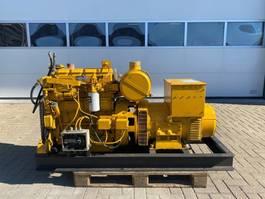 generator Caterpillar 3114 Stamford 77.5 kVA generatorset 1999