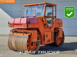 grondwals Ammann DTV903 DOUBLE DRIVE - SPRINKLER 1988