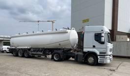tankoplegger Trailor Benzin & Diesel - fuel tank- Aluminium, 38-6