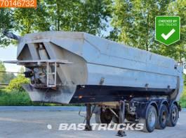 kipper oplegger Kaiser SBTTE3E 32m3 steel tipper 2000