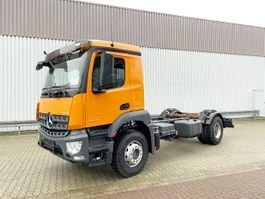 chassis cabine vrachtwagen Mercedes-Benz 1846 LK 4x2 Arocs 1846 LK 4x2 Klima/R-CD 2021