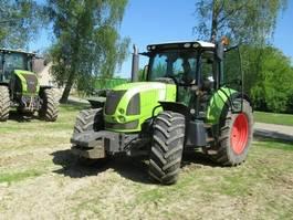 standaard tractor landbouw Claas 640 Arion, Frontgewichte, CEBIS 2010