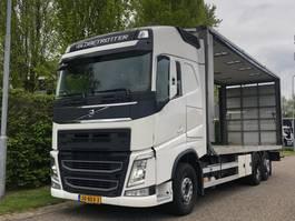veewagen vrachtwagen Volvo FH 500 6*2 Euro 6 stuuras , 2 aanhangwagenkopeling 2014