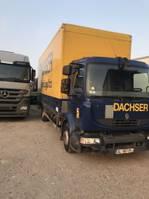 bakwagen vrachtwagen Renault Midlum 220 Renault midlum 220 dxi 2010