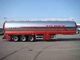 silo oplegger Atcomex Silo trailer 55.000 Liter  /  5 compartments 2001
