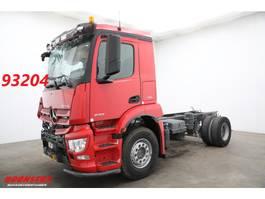 chassis cabine vrachtwagen Mercedes-Benz 2133 4X2 Aut. PTO Euro 6! 2018