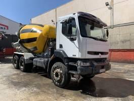 betonmixer vrachtwagen Renault Kerax 320 Hormigonera Baryval 7m3 2002