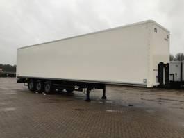 gesloten opbouw oplegger Kögel Nieuwe Box-oplegger XL 2021