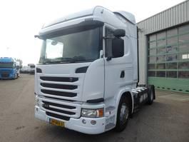 standaard trekker Scania G410 ,Euro 6, NL truck,APK 11/2021 2015