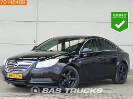 sedan auto Opel 1.8 140PK Manual Business Edition Navi 17'' 2009