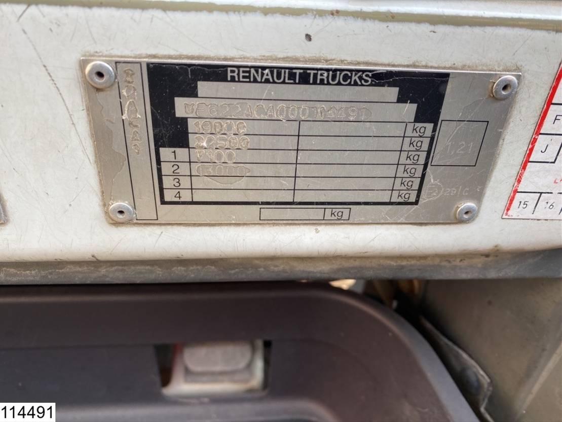 platform vrachtwagen Renault Premium 270 Manual, Telma-Retarder 2006
