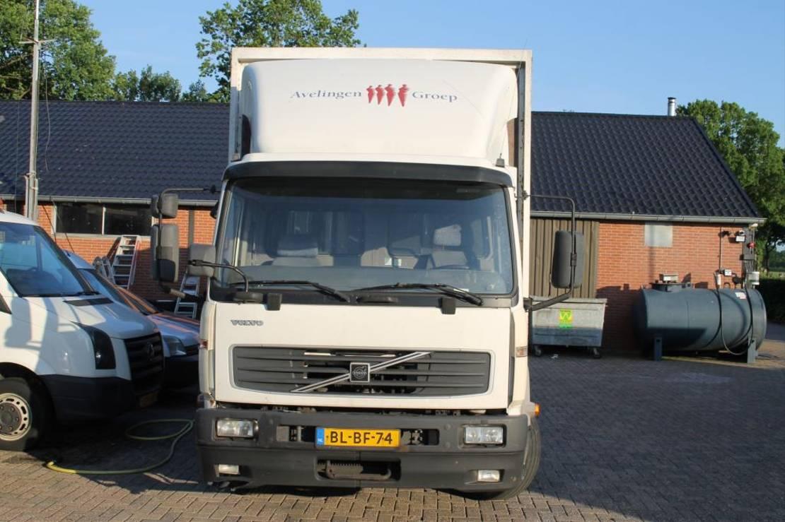 platform vrachtwagen Volvo 6-220 4X2 AIRCO 2001