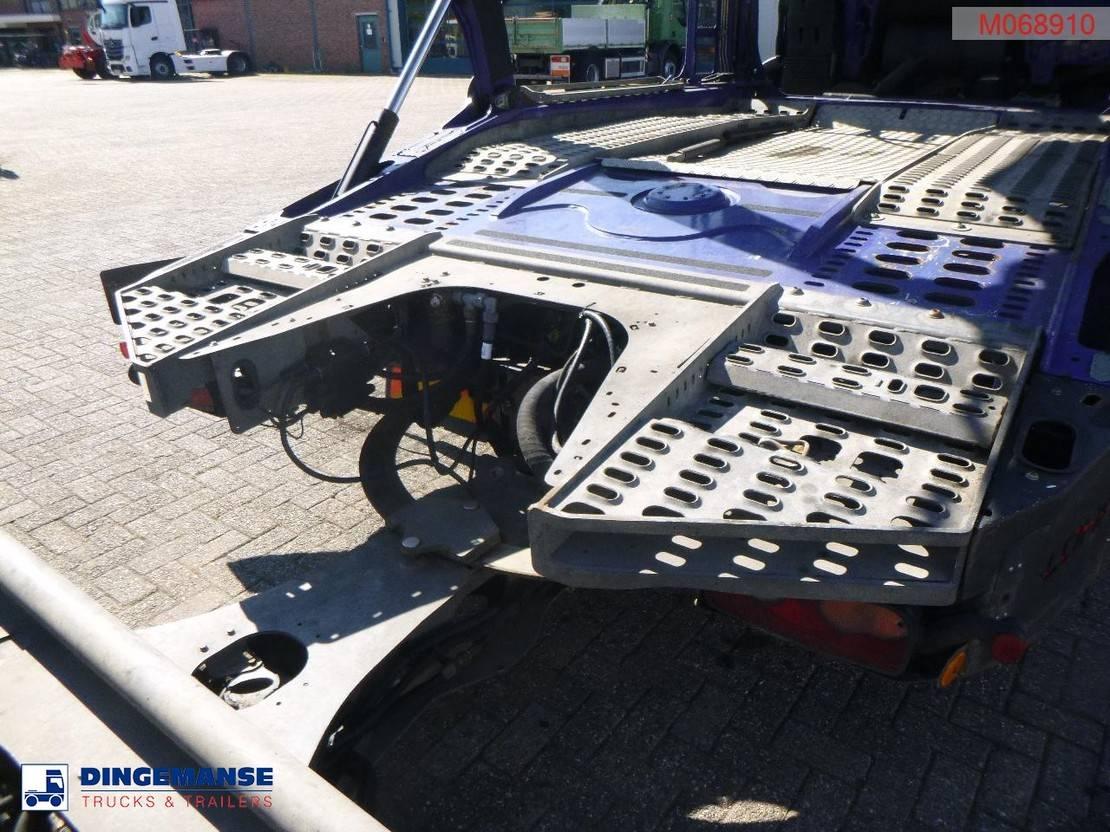 autotransporter vrachtwagen MAN TGS 24 6x2 RHD Lohr car transporter 2014