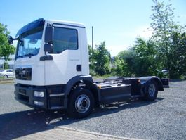chassis cabine vrachtwagen MAN TGM 15 4x2 BL TGM 15.250 4x2 BL, EEV eFH. 2010