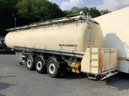 tankoplegger Magyar SR 34 BD1-Drucktank-Heizung- Pumpe- 33.000 Liter 2000