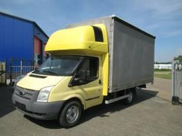 huifzeil bedrijfswagen Ford 350L Schlaffkabine Plane Netto €7750,= 2012