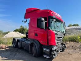 standaard trekker Scania R450 6X2 EURO 6 2018