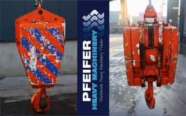 overige equipment onderdeel Terex CC2800 Hookblock For CC2800, 50t, 1 Sheave 2021