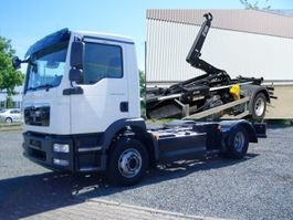 containersysteem vrachtwagen MAN TGM 15 4x2 BL TGM 15.250 4x2 BL, EEV eFH. 2010