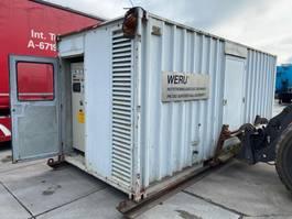 container aggregaat Perkins 250 KVA 1995
