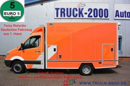 ambulance bedrijfswagen Mercedes-Benz 516 CDI Fahrtec RTW Retarder Ambulance 2012