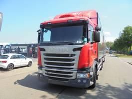 mega-volume vrachtwagen Scania G440 2 X IN STOCK - COMBI - RETARDER - EURO 5 AD BLUE - 2 BEDS - 6X2 - 120 M3 2013