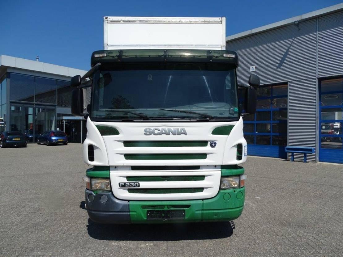 platform vrachtwagen Scania P230 / DAYCABIN / LOW KM / 2007 / EURO-4 2007