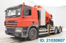 standaard trekker DAF CF 85 - 6x4 2009