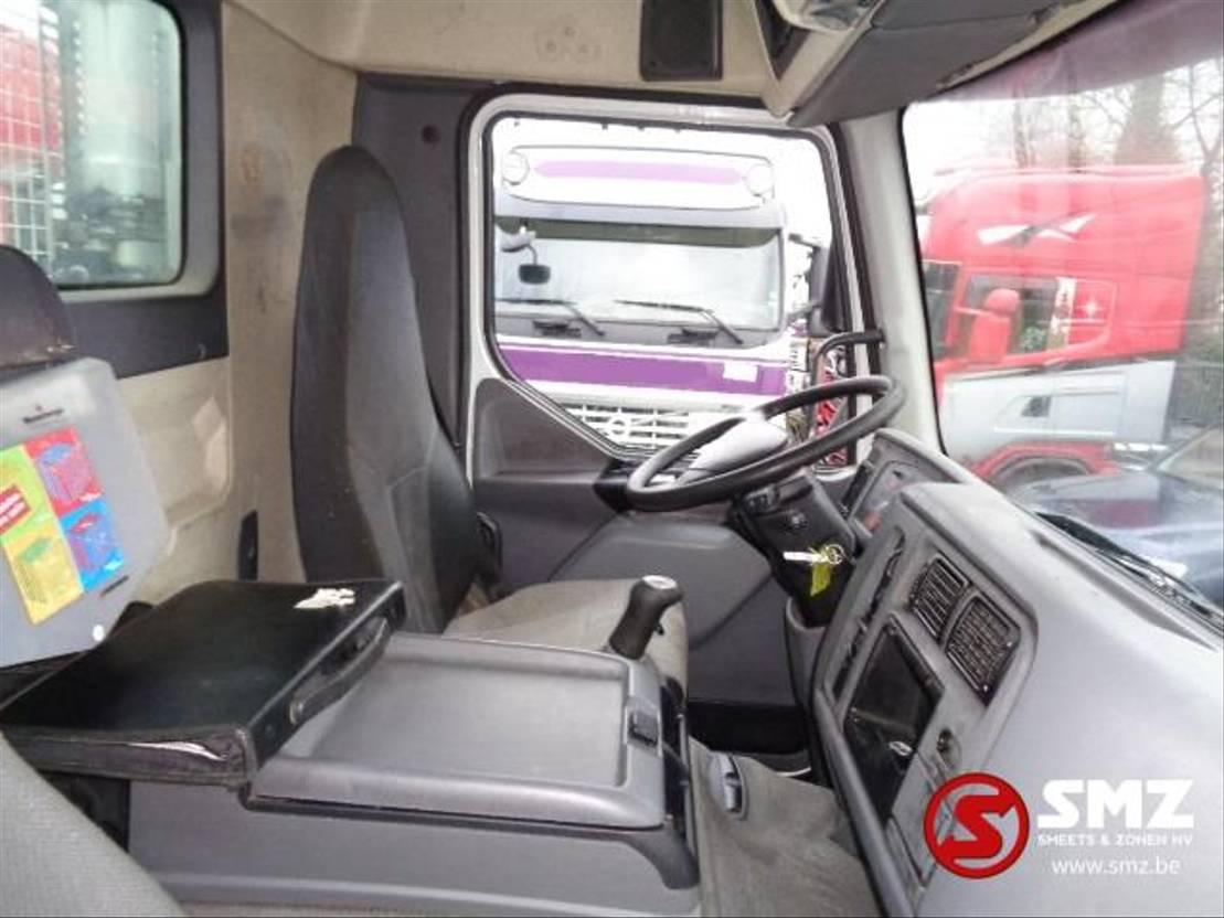 platform vrachtwagen Renault Kerax 320 DCI chassis 2006