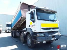 kipper vrachtwagen > 7.5 t Renault Kerax 420 8x4 2005