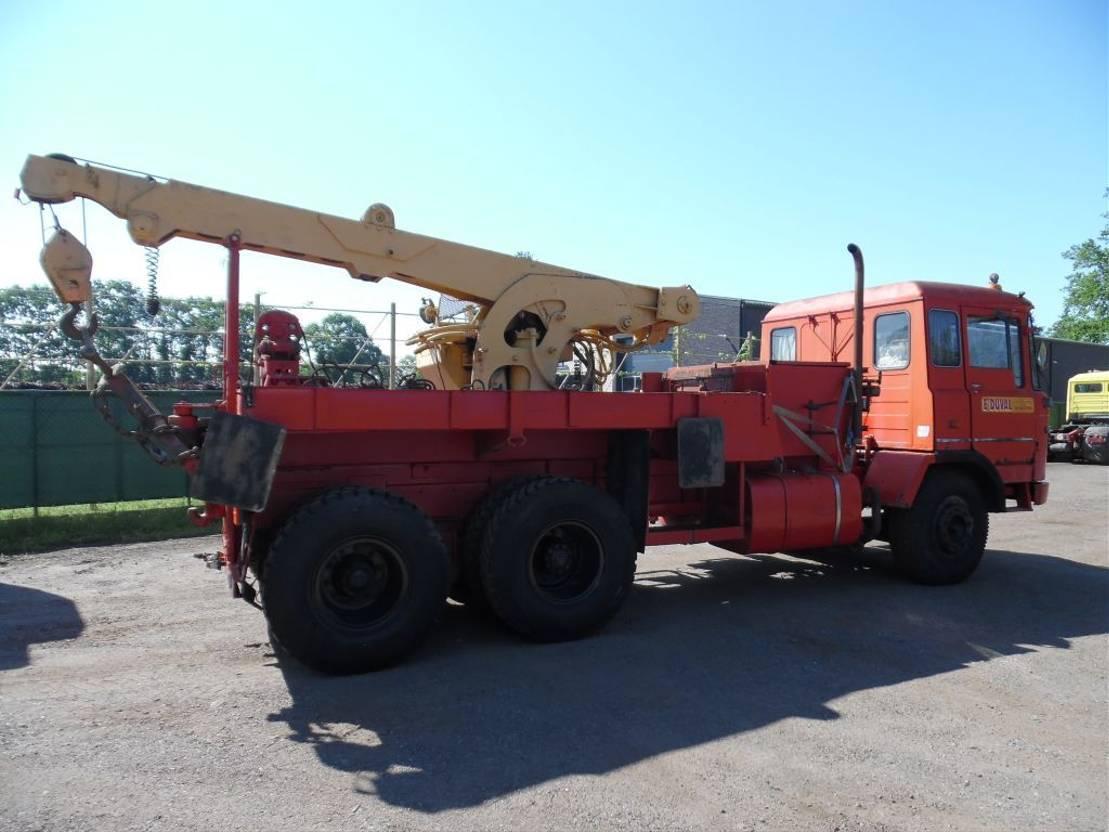 takelwagen-bergingswagen-vrachtwagen DAF takelwagen