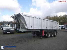 kipper oplegger General Trailers Tipper trailer alu 23 m3 2002