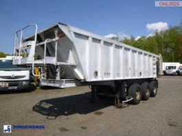 kipper oplegger General Trailers Tipper trailer alu 23 m3 2000