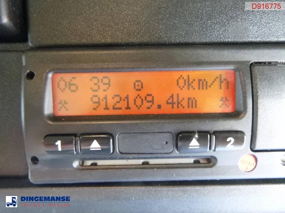 overige trekkers DAF CF 85 6X2 RHD 2011