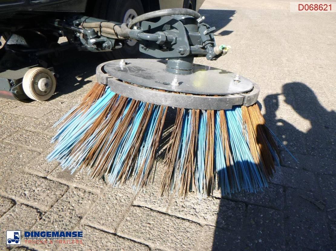 overige bouwmachine Johnston Street sweeper C202 2015