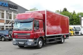 bakwagen vrachtwagen DAF CF 75 E5 SSC /Koffer 8m/Retarder/2Liegen/LBW 2010