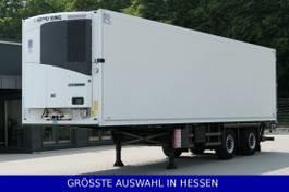 koel-vries oplegger Schmitz Cargobull Multi Temp Liftachse LBW + Hecktüren €475.-mtl. 2014