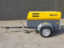 compressor Atlas Copco XAS 37 KD 2011