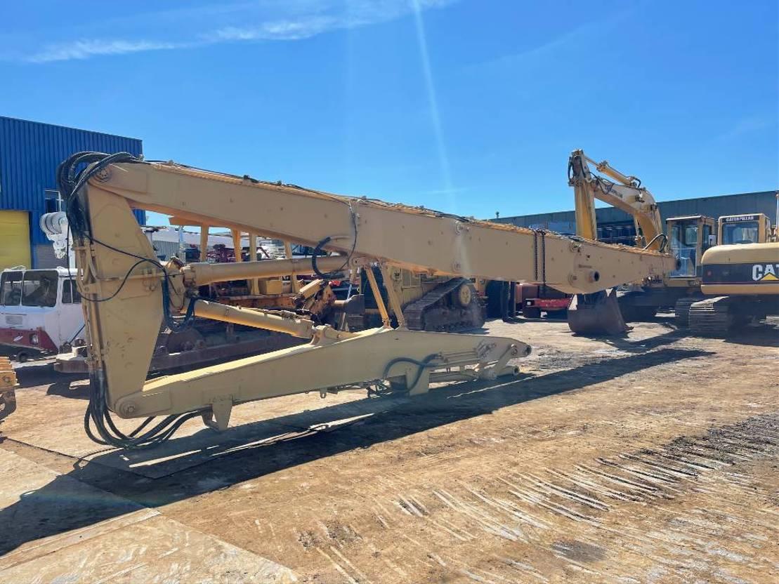 graafarm Caterpillar uhd boom 19.3 m fits 330
