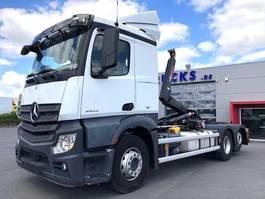 containersysteem vrachtwagen Mercedes-Benz ACTROS
