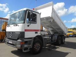 kipper vrachtwagen > 7.5 t Mercedes-Benz Actros 2001