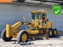 grader Caterpillar 140G PUSHBLOCK + RIPPER - 3306 ENGINE 1993