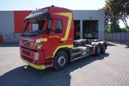 containersysteem vrachtwagen Volvo FM 450 / FULL STEEL / HOOKLIFT / RETARDER / RUNNING / 2011 / EURO-5 2011