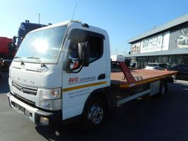 autotransporter vrachtwagen Mitsubishi FUSO 7 C 15 2014