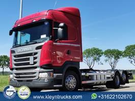 wissellaadbaksysteem vrachtwagen Scania R410 hl ret. scr o. 6x2*4 2016