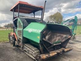 asfalteermachine rups Dynapac SD 2500C 2012