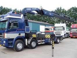 kraanwagen Ginaf ginaf 8x4 met FASSI 90 TONNER 2000
