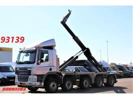 containersysteem vrachtwagen Ginaf X 5250 Ts 10X4 Euro 5 VDL Haakarm 40t 2011