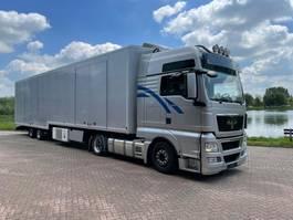 autotransporter vrachtwagen MAN SA 28 AT S 2013